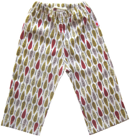 leaves pants