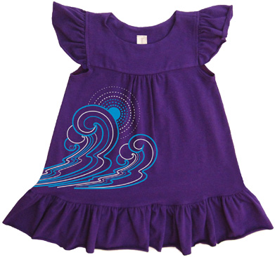 waves dress