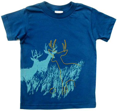 deer long sleeves